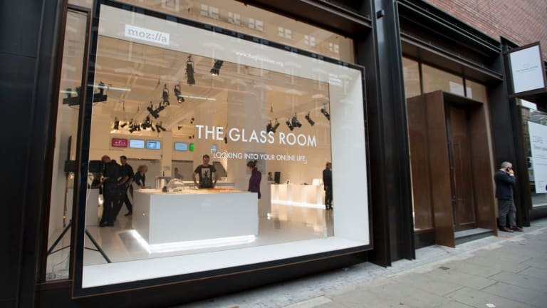 The Glass Room provides opportunity to ponder the effects of technology on our lives.