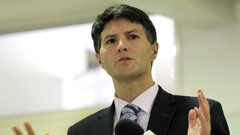 Former NSW Minister for Innovation and Better Regulation Victor Dominello championed the implementation of the new laws in late 2015.