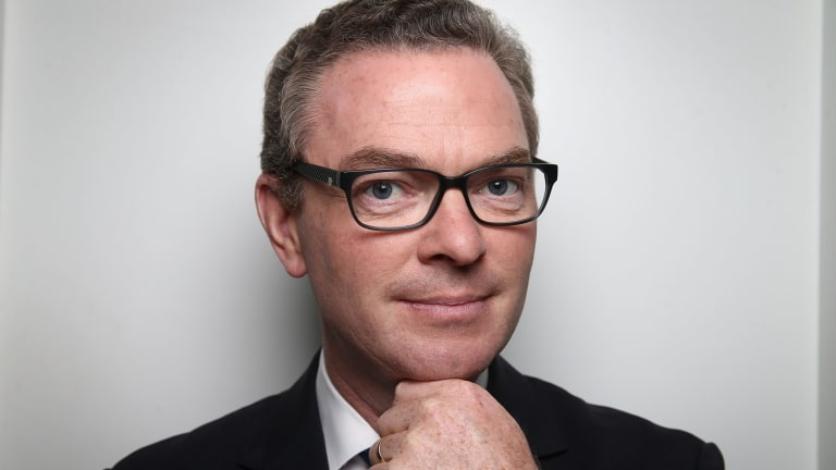 Minister for Industry, Innovation and Science, Christopher Pyne.