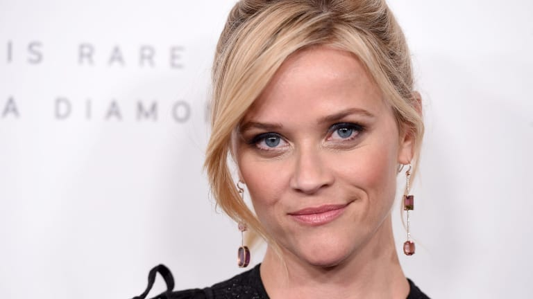 Reese Witherspoon at the 24th annual ELLE Women in Hollywood Awards last year.