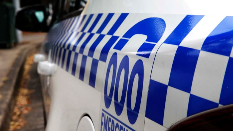 A police pursuit through several Perth suburbs has ended with two males in custody.