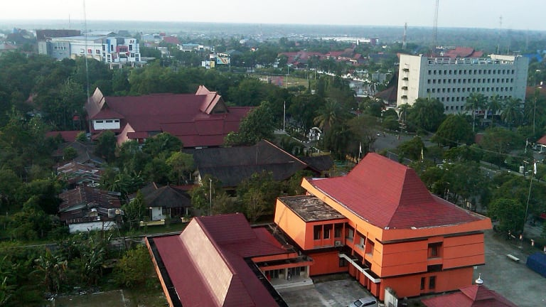 President Joko Widodo has asked for a feasibility study on relocating Indoensia's capital to Palangkaraya in Borneo.