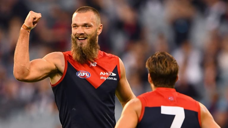 Max Gawn has been more instrumental in Melbourne's growth this season than the phalanx of top 10 draft picks.