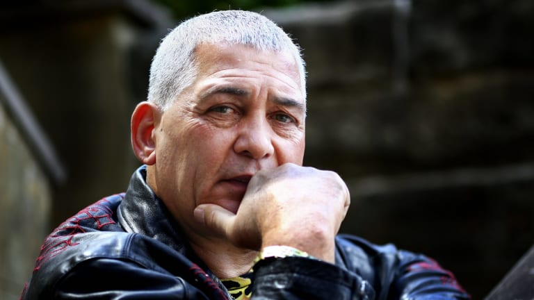 Mick Gatto, target of a  $200,000 hit.