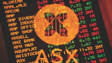 The global financial crisis hit stock markets hard.