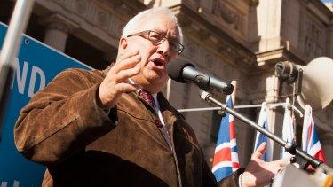 Labor MP Michael Danby.