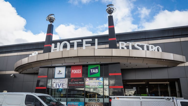 The Epping Plaza Hotel, where pokies gamblers lose more money than at any other venue in the state.
