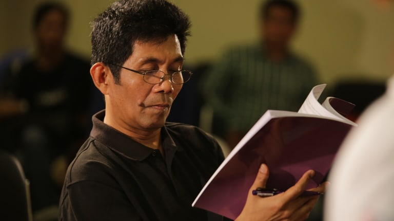 Him Sophy composed the music for Bangsokol: A Requiem for Cambodia.