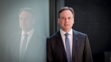 Health Minister Greg Hunt has criticised Bill Shorten for suggesting the government had bought the AMA's silence.