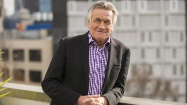 Insiders host and former Labor government staffer Barrie Cassidy