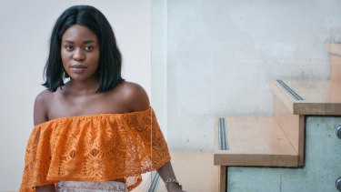Film-maker Mirene Igwabi has become one of Australia's rising stars, drawing on her experience as a refugee.