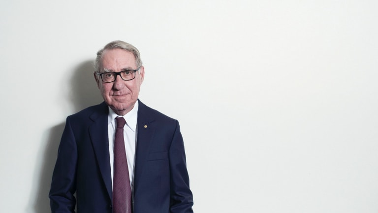 Uber-connected businessman David Gonski has joined the board of Sydney Airport.