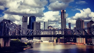 Brisbane is taking its place as a world city.