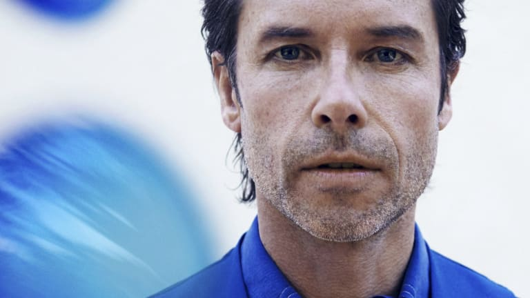 Guy Pearce knows anxiety can affect anyone, regardless of their age, their employment or where they live.