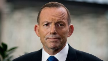 """Prime Minister Tony Abbott says the search for MH370 """"must go on""""."""