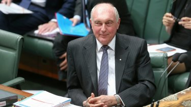 Deputy Prime Minister Warren Truss will announce his retirement.