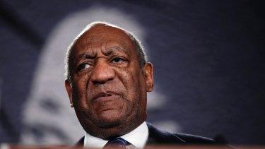 Under fire: Bill Cosby