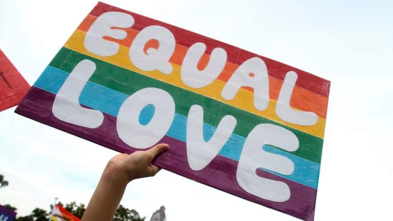 The same-sex marriage postal survey could pose problems for Australia's public servants.