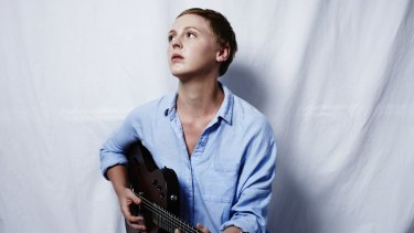 Laura Marling has just released her fifth album.