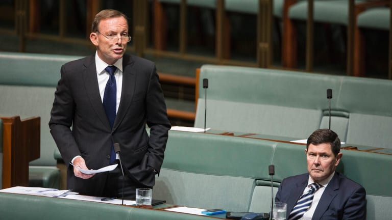 Former prime minister Tony Abbott said he would not oppose the same-sex marriage bill.