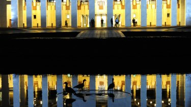 On reflection, it might be time for Canberra to lose its head office status.