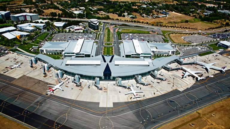 After a $2 billion investment over 20 years, Canberra Airport is unrecognisable in 2018.