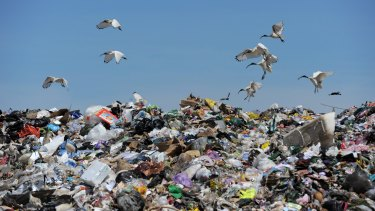 The residents of eight Perth councils will no longer be sending up to 250,000 tonnes of waste to landfill each year.