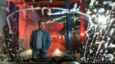 Claude Roda says the spread of car washing cafes has created a new meeting place for people.