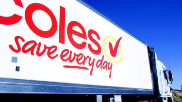 Wesfarmers, which owns Coles, has become Australia's top company by revenue.