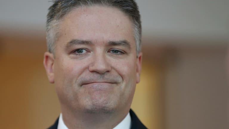"Finance Minister Mathias Cormann says Mr Shorten has become ""quite cavalier"" with his spending."