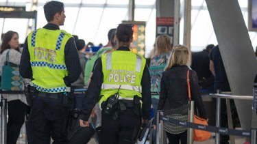 Security at Sydney Airport has been ramped up.
