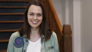 Mia Freedman, co-founder and creative director of media company Mamamia.