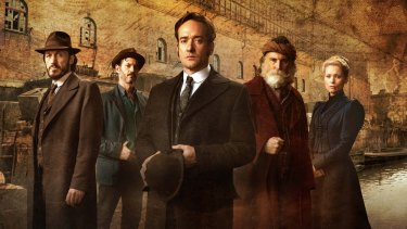 <i>Ripper Street</i>, season four.