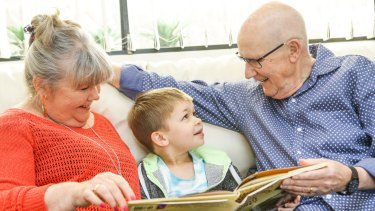 Many grandparents don't know they are eligible for government payments for looking after their grandchildren.