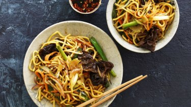 Kylie Kwong's weeknight wok 'n' roll