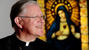 Brisbane Catholic Archbishop Mark Coleridge.
