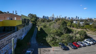 Westconnex has proposed the compulsory acquisition of property 68-72 Lilyfield Road in Rozelle.