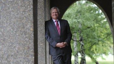 ANU vice-chancellor Brian Schmidt.