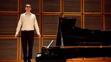 Composer Cyrus Meurant hopes his work will bring joy to the minds of dementia sufferers in aged care homes.