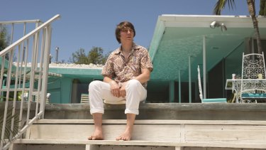 Paul Dano plays the young Brian Wilson during the recording of <i>Pet Sounds</i> in <em>Love and Mercy</em>.