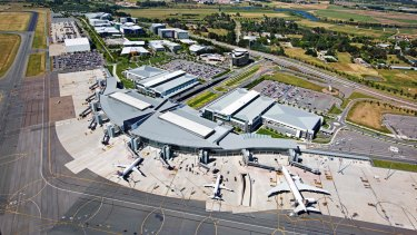 Canberra Airport's owners have called for federal government action on flight cancellations.
