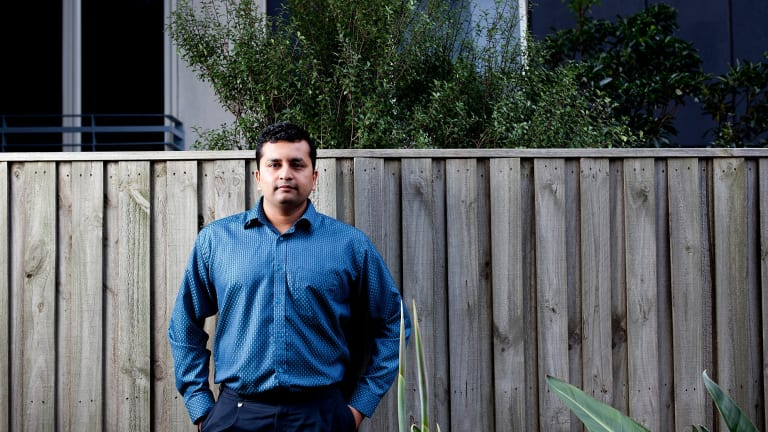 Ruchik Modi and his wife, who live in Truganina in Melbourne, moved to a smaller lender for a better rate on their home loan.