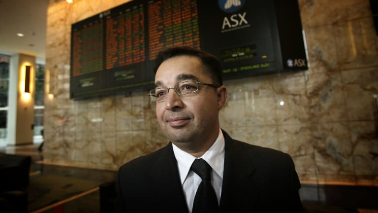 Slater & Gordon managing director Andrew Grech is facing mounting questions about the company's accounting policies.