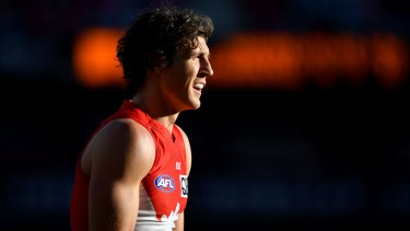 Kurt Tippett has called time on his career.