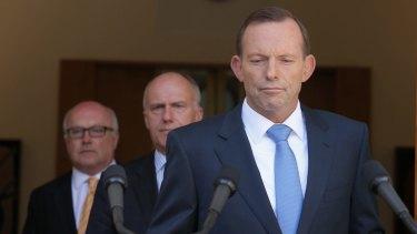 Eric Abetz was an ardent supporter of Tony Abbott.