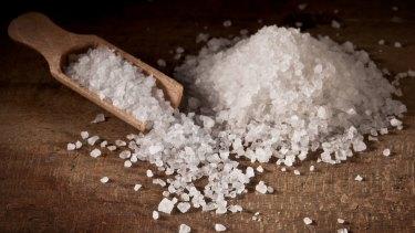 All natural sea salt? Not necessarily.