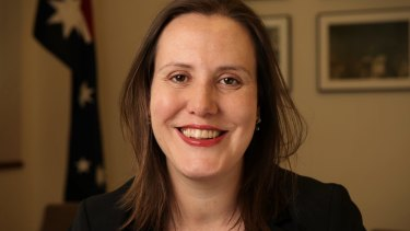 The changes will give APRA the power it needs to enforce good behaviour by super funds, says Kelly O'Dwyer.
