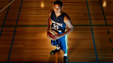 wholesale dealer a1850 4fb2f All-American honour for Australian Boomers young gun Ben Simmons