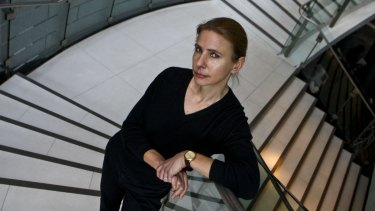Lionel Shriver: Exhibits ferocity of intelligence and boldness of imagination.