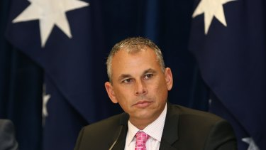 Northern Territory Chief Minister Adam Giles.